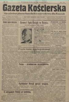 Gazeta Kościerska, 1936, nr105