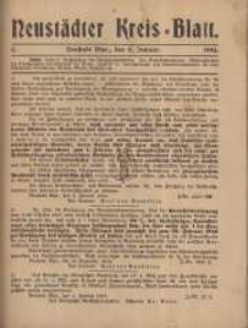Neustadter Kreis - Blatt, nr.2, 1916