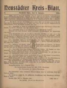 Neustadter Kreis - Blatt, nr.3, 1916