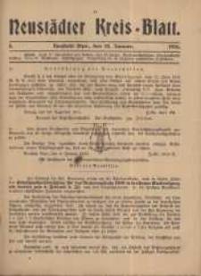 Neustadter Kreis - Blatt, nr.5, 1916
