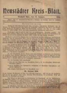 Neustadter Kreis - Blatt, nr.7, 1916