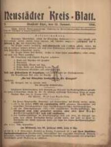 Neustadter Kreis - Blatt, nr.9, 1916