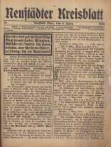 Neustadter Kreis - Blatt, nr.23, 1916